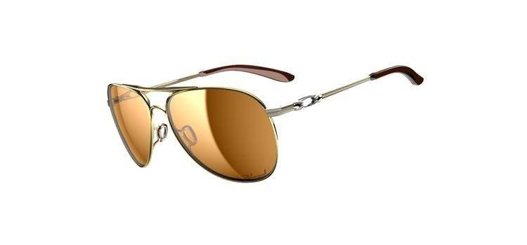 fdb3ef9002 Oakley Sunglasses DAISY CHAIN Polished Gold Bronze Polarized OO4062 ...