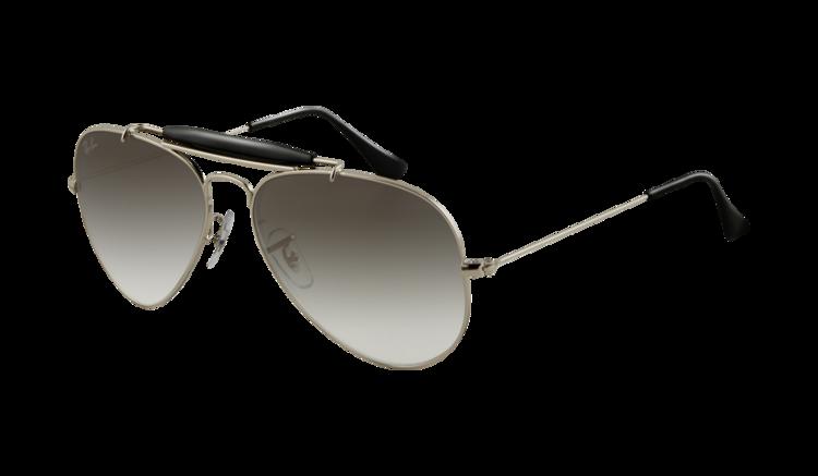 1cbc7464df Ray-Ban Sunglasses OUTDOORSMAN II RAINBOW RB3407 - 003 32