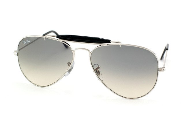 81534feab7d Ray-Ban Sunglasses OUTDOORSMAN II RAINBOW RB3407 - 003 32 ...