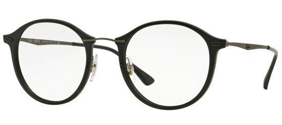 Ray-Ban Optical frame ROUND LIGHT RAY RB7073 - 2077   Optique.pl d5db1c2f3fb3