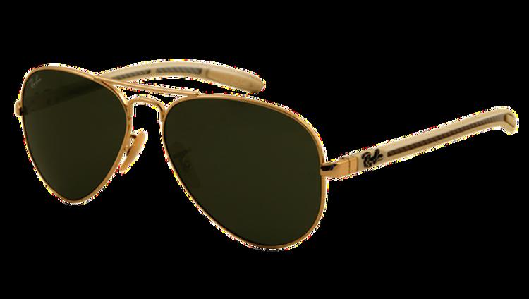 2dd614da22 Ray-Ban Sunglasses AVIATOR CARBON FIBRE RB8307 - 001