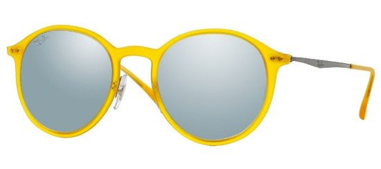 59fd8eef31 Ray-Ban Sunglasses ROUND LIGHT RAY RB4224 - 618630