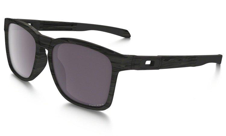 26b320a581 ... Oakley Sunglasses CATALYST Woodgrain   Prizm Daily Polarized OO9272-20  ...