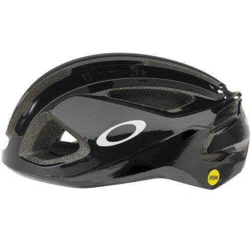 b2daee482d3b0 Oakley ARO 3 Cycling Helmet - Polished Black
