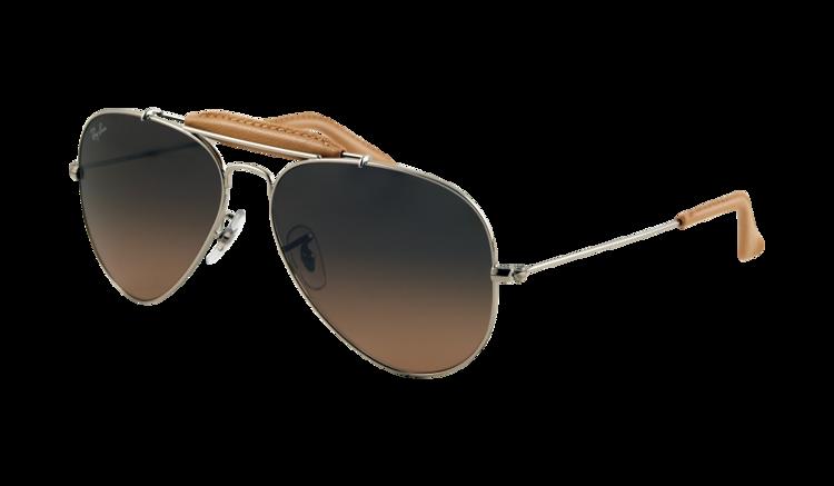 886007a5922c8 Ray-Ban Sunglasses AVIATOR OUTDOORSMAN CRAFT RB3422Q - 003 28 ...