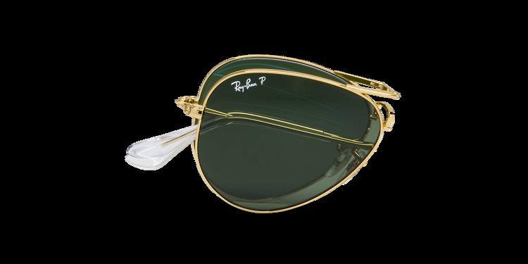 b05186067f13 ... Ray-Ban Sunglasses polarized AVIATOR Folding RB3479 - 001 58 ...