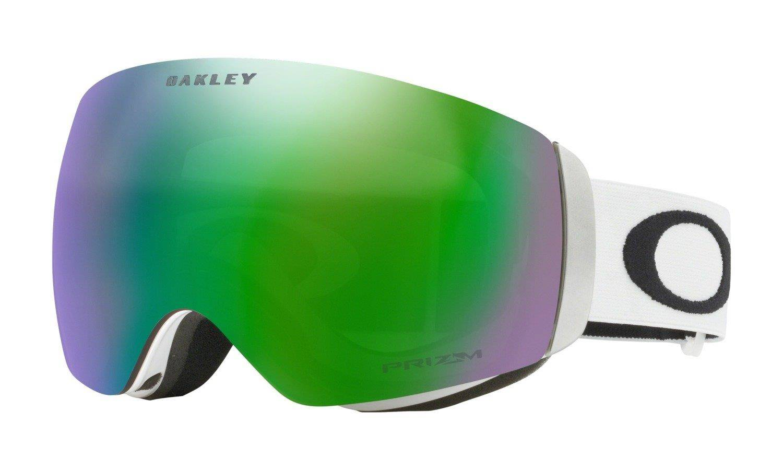 ... Gogle Oakley FLIGHT DECK XM Matte White Prizm Jade Iridium OO7064-23 ... 10a1fbb19f5