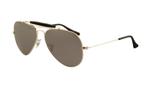bc3b93d8379 Ray-Ban Sunglasses OUTDOORSMAN II RAINBOW RB3407 - 003 K3