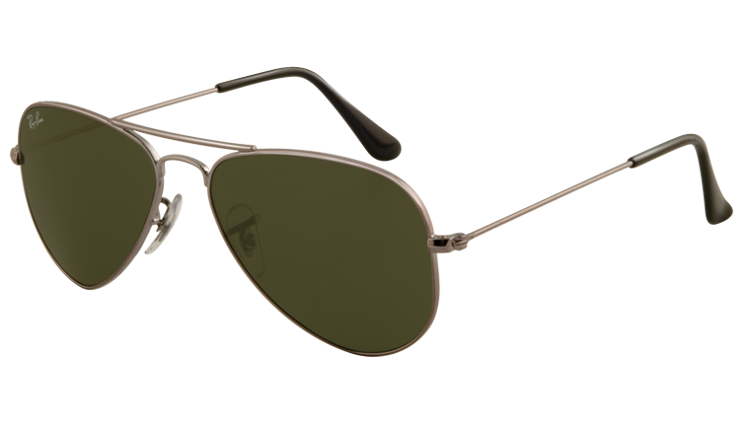 818d380207c Ray-Ban Sunglasses AVIATOR SMALL METAL RB3044 - W3100