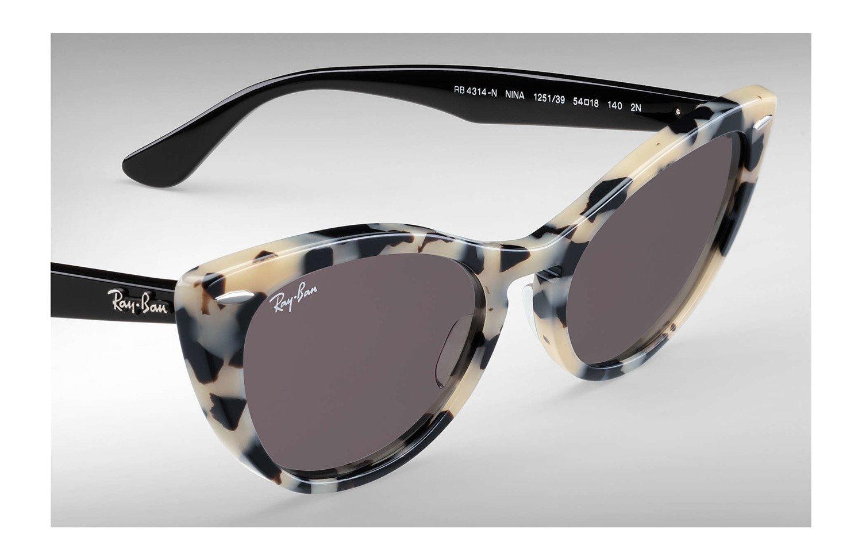 Ray Ban Okulary przeciwsłoneczne NINA RB4314N 1282A5 RB4314N