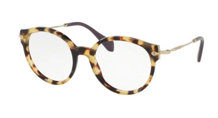 miu miu optical frame mu04pv 7s01o1 - Miu Miu Optical Frames