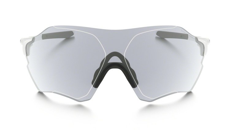 770bf4e5bf6 ... Oakley Sunglasses EVZERO RANGE Matte White   Clear Black Iridium  Photochromic OO9327-08 ...