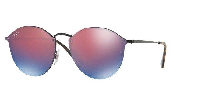 cb132f28209 Ray-Ban Sunglasses BLAZE ROUND MODEL RB3574N - 153 7V