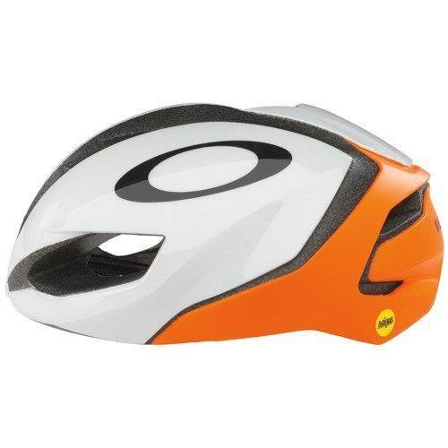 76ca5311fd Oakley ARO 5 Cycling Helmet - Neon Orange