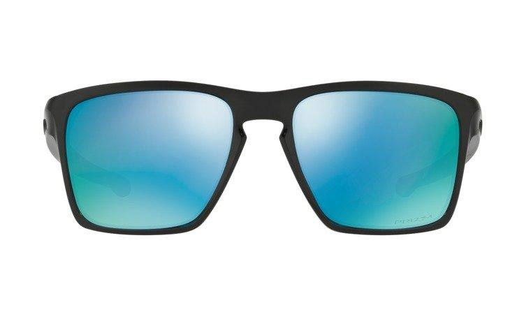 e38bea14f95 Oakley Sunglasses SLIVER XL Polished Black   Prizm Deep H2O Polarized OO9341 -12