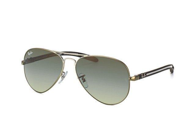 2969ca7295 Ray-Ban Sunglasses AVIATOR CARBON FIBRE RB8307 - 029 71