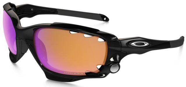 f5236b62d9 Oakley Sunglasses RACING JACKET PRIZM TRAIL COLLECTION Matte Black Prizm  Trail   Clear Vented OO9171-33