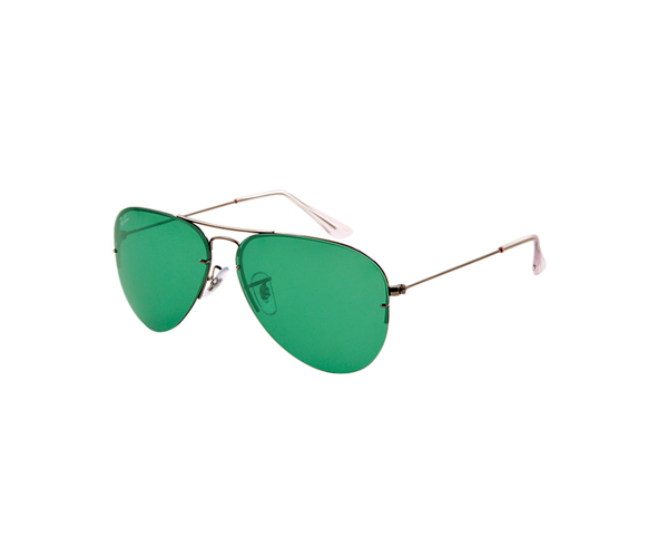 e1cf1cfd31 Ray-Ban Sunglasses AVIATOR FLIP OUT RB3460 - 004 2
