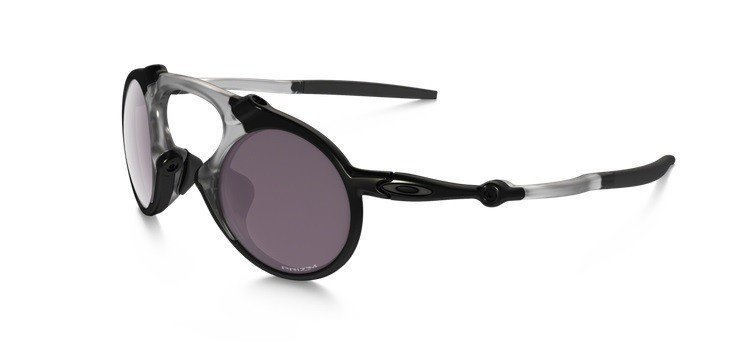 0790b4d1e2 Oakley Sunglasses MADMAN Dark Carbon Prizm Daily Polarized OO6019-05 ...