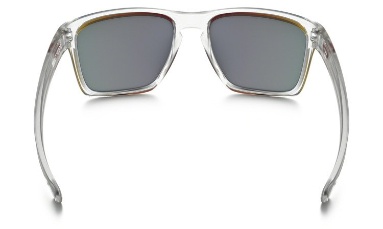 fbf18ca5d3 ... Oakley Sunglasses SLIVER XL Matte Clear   Torch Iridium OO9341-09 ...