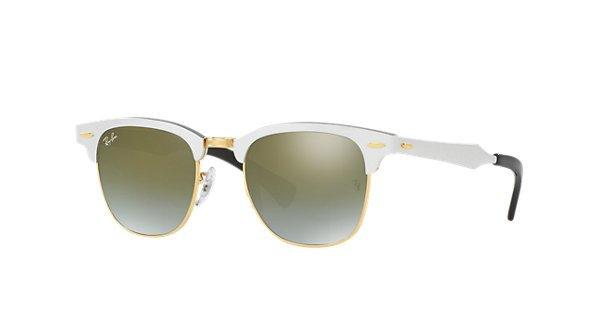 c39da658d98e8 Ray-Ban Sunglasses CLUBMASTER ALUMINIUM RB3507 - 137 9J