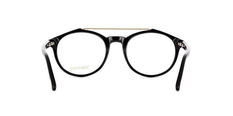 Tom Ford Okulary korekcyjne TF5455-001  4bdfd5b0b016