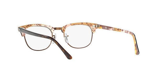fcf3a36d5b Ray-Ban Optical Frame CLUBMASTER RX5154-5650 ...