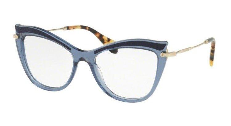 miu miu optical frame mu06pv vig1o1 - Miu Miu Glasses Frames