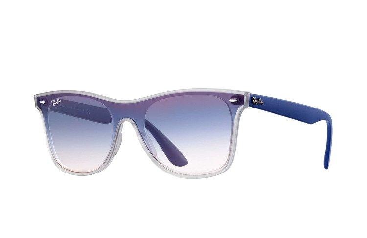 ... Ray-Ban Sunglasses Ray-Ban BLAZE WAYFARER RB4440-6356X0 ... 69865c73413