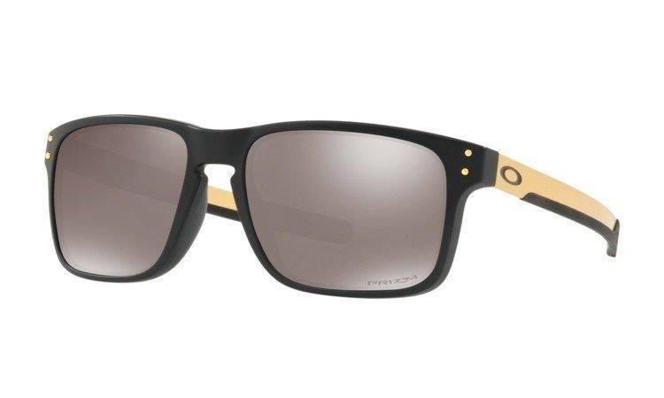 dde78569c61 Oakley HOLBROOK MIX Matte Black Prizm Black Polarized OO9384-09 ...