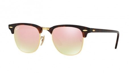 96c68bb90d89ad Ray-Ban Sunglasses CLUBMASTER RB3016 - 990 7O   Optique.pl