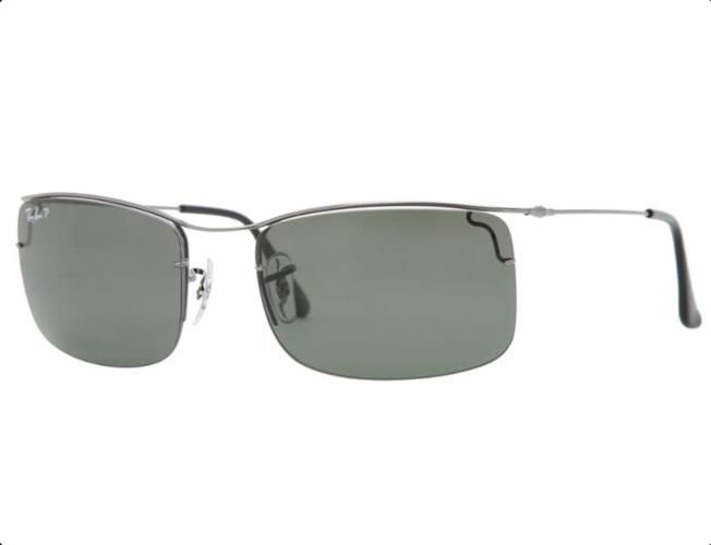 974b6e2245 Ray-Ban Sunglasses polarized CARBON FIBRE RB3499 - 004 9A