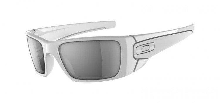 474abc8648 Oakley Sunglasses FUEL CELL Polished White/Matte White / Black Iridium  OO9096-03 | Optique.pl