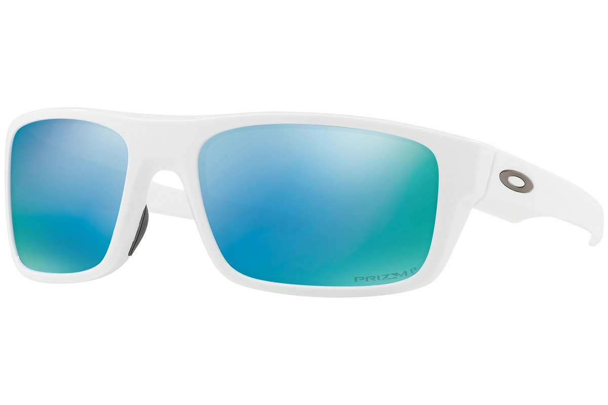 oakley drop point polished white prizm deep water polarized oo9367 rh optique pl