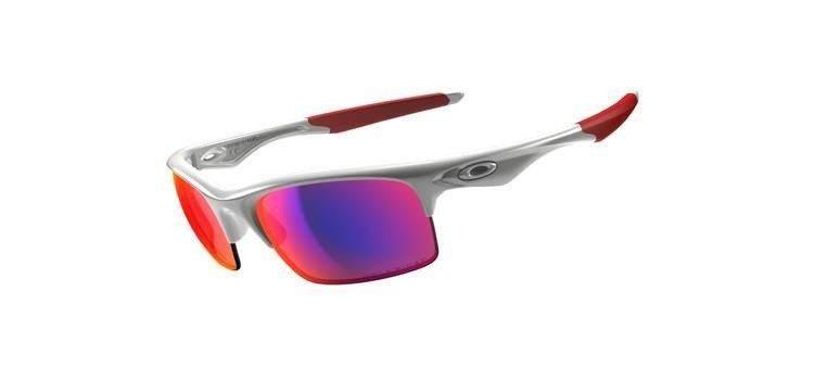 5a4faf9687 Oakley Sunglasses BOTTLE ROCKET Polished White OO Red Iridium Polarized  OO9164-04