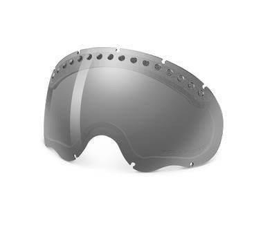 4d9e6d622cc Glass Oakley A Frame Snow Dark Grey Polarized 02-142