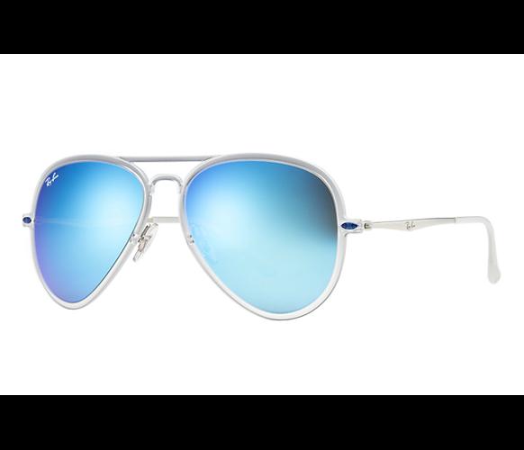 Ray-Ban Sunglasses AVIATOR LIGHT RAY II RB4211 - 646 55   Optique.pl b07de04bd3