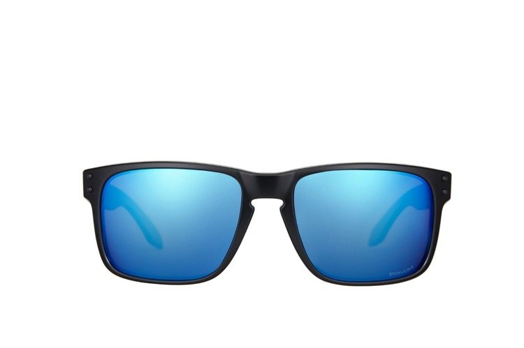15752db02a6b7 ... discount code for oakley sunglasses holbrook prizm polarized sapphire  fade collection matte black prizm sapphire polarized