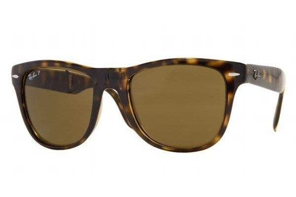 85605eb712 Ray-Ban Sunglasses polarized WAYFARER FOLDING RB4105 - 710 57 ...