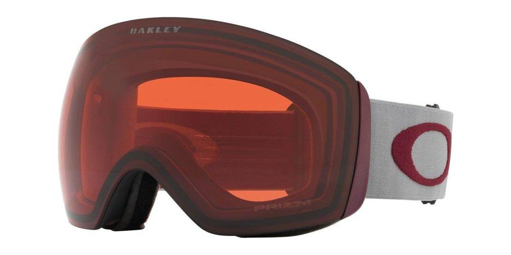 Oakley Gogle Flight Deck Sharkskin Port / Prizm Snow Rose OO7050-65