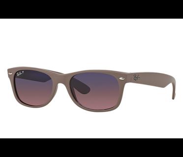 Ray-Ban Sunglasses polarized NEW WAYFARER RB2132 - 886 77 ... 6ad6383532136