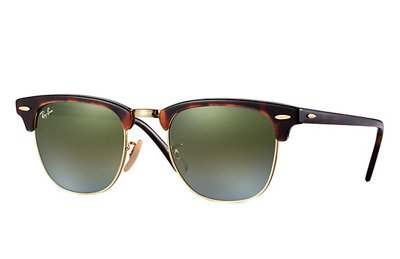 028ebc923f10 Ray-Ban Okulary przeciwsłoneczne CLUBMASTER RB3016 - 990 9J
