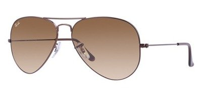 Ray-Ban Okulary AVIATOR RB3025 - 014/51