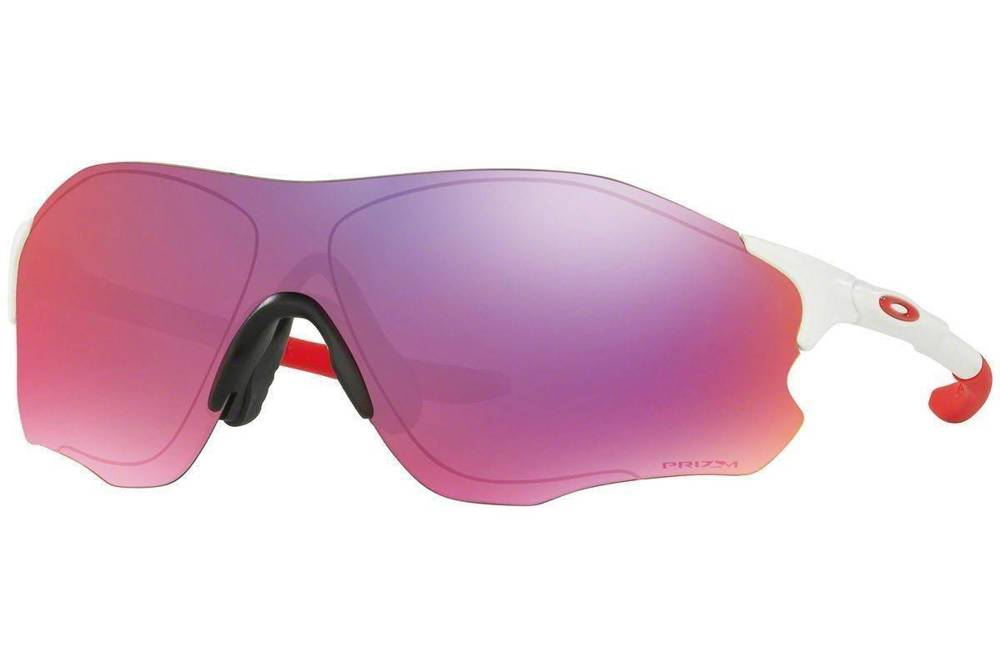 Oakley Okulary EVZERO PATH Matte White/Prizm Road OO9308-06