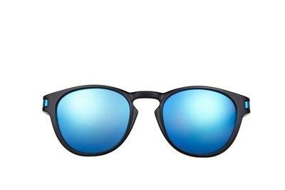 f6b0b75ddf ... Oakley Sunglasses LATCH PRIZM™ SAPPHIRE FADE COLLECTION Matte Black   Prizm  Sapphire Polarized OO9265- ...