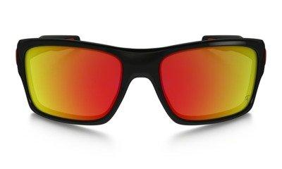 fc40c60529c ... OAKLEY Sunglasses TURBINE Polished Black   Ruby Iridium 9263-39 ...