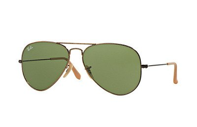 Ray-Ban Okulary AVIATOR RB3025 - 177/4E