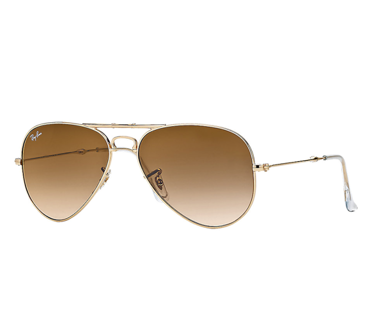 Ray-Ban Okulary AVIATOR Folding RB3479 - 001/51