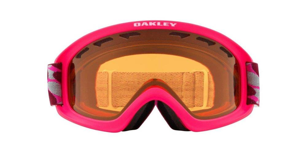 Oakley Gogle O Frame 2.0 XS OctoFlow Coral Pink / Persimmon OO7048-14