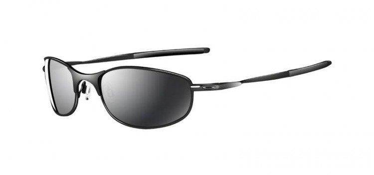 Oakley Okulary TGHTROPE Polished Black/Black Iridium OO4040-01